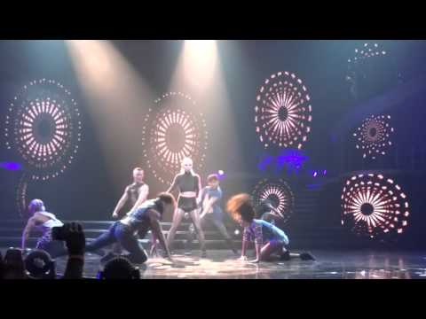 Britney Spears Blackout Medley Live in Las Vegas