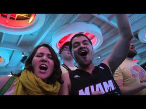 TTMar2 16, Bahamas at Miami Heat Game