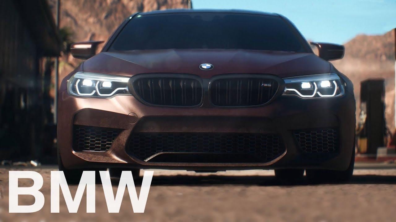 the all new bmw m5 2017 in need for speed payback youtube. Black Bedroom Furniture Sets. Home Design Ideas