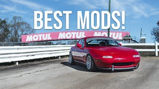 5 Things Every Miata Owner Should Do