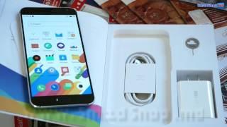 Мобильный телефон Meizu MX5 16Gb - видео обзор