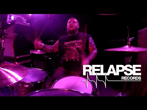 """CALL OF THE VOID - """"Cold Hands"""" Gordon Koch Drum Cam"""