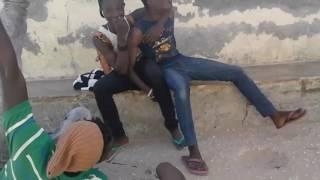INCROYABLE COMEDIEN SENEGALAIS- LE DRAGUEUR PARTIE 1 (youssou ndour)