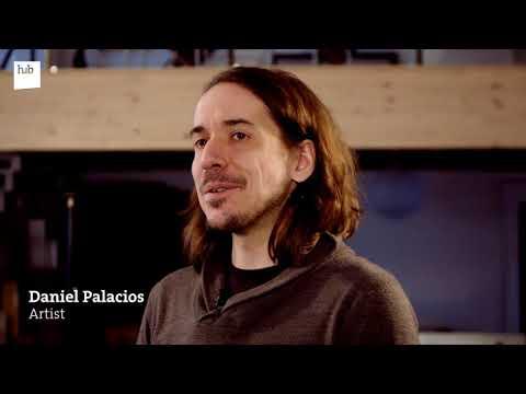Digital Arts Lab @ hub.berlin - meet Daniel Palacios