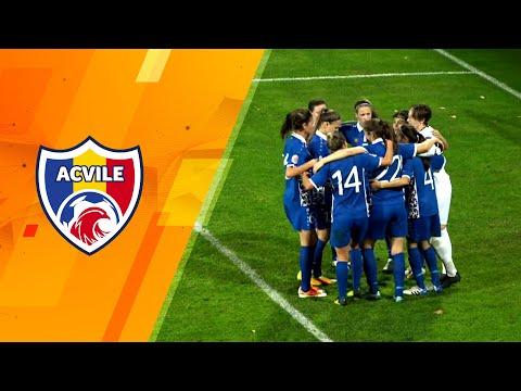 Fotbal Feminin. Moldova 3-1 Azerbaijan // Preliminariile CE-2021, 10.11.2019