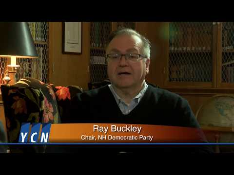 Capital Connections with Ray Buckley, Chair of the NH Democratic Party (Part 3)