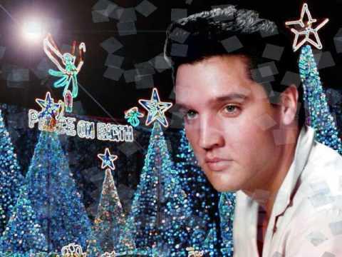Elvis Presley Blue Christmas - YouTube