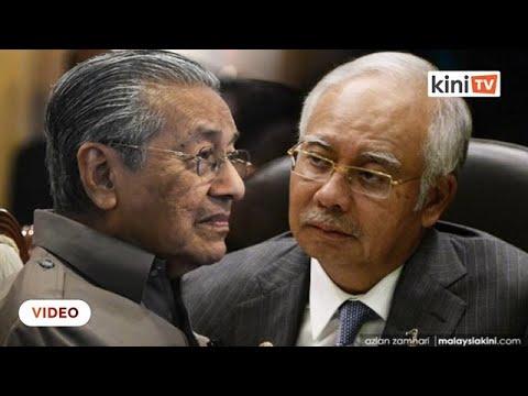 Dr M boleh bekerja dengan sesiapa kecuali Najib