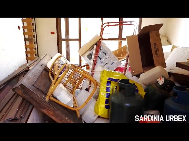 Sardinia Urbex: Green Park Hotel - Parte 1