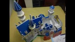 CubicFun C02062 Замок Нойшванштайн(Видом Нойшванштайна был очарован П.И.Чайковский — и именно здесь, как полагают историки, у него родился..., 2014-07-24T09:58:11.000Z)