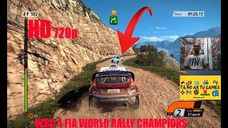 WRC 4 FIA WORLD RALLY CHAMPIONS PC #01