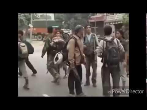 माओवादी र सेना बिचको दोहोरो भिडन्त हेर्नुस्, कसरी गरे युद्ध Maobadi & Sena Bhidanta