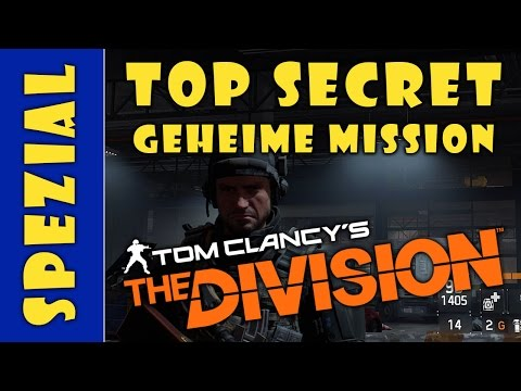 Geheimnisvolle Mission entdeckt - Midtown West Clinic - The Division - Lathan Gameplay German