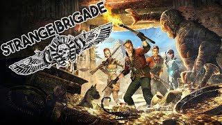 Strange Brigade #7 Poszukiwanie kotków! w/ Undecided Tomek90