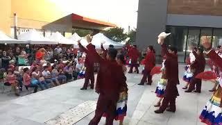 BALLET FOLKLORICO HERENCIA MEXICANA MERCADO LA LUZ