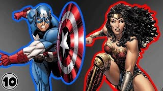 Top 10 Scary Superhero Origins We Had To Change