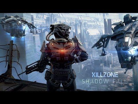 Скачать игру Killzone Shadow Fall через торрент на pc