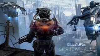 Killzone Shadow Fall Walkthrough Complete Game Movie (PS4 HD)