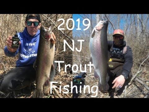 Opening Day Trout 2019 NJ