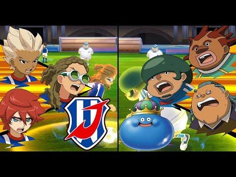 [Full HD 1080P] Inazuma Eleven Extra Match ~ Legend Japan vs Slime King ※Pokemon Anchor※