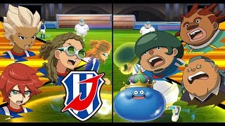 [Full HD 1080P] Inazuma Eleven Extra Match ~ Legend Japan vs Slime King ※Pokemon Anchor※