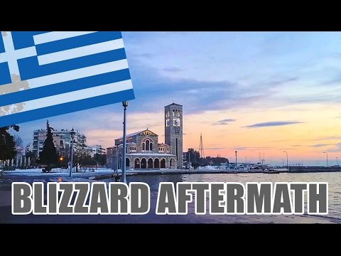 VOLOS BLIZZARD - The Aftermath - Vlog 02