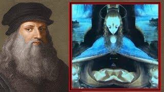 Extraños Alienígenas en La Pinturas De Da Vinci - Mensajes Escondidos