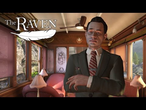 Let's Play The Raven || Chapter 1-1 || On the Orient Express - Part 1 (Gameplay Walkthrough)