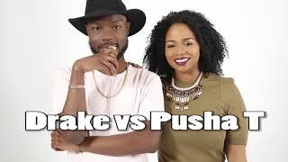 The Read: Drake vs Pusha Tea