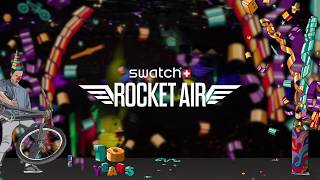 Swatch Rocket Air 2019 - 10th Anniversary - Teaser