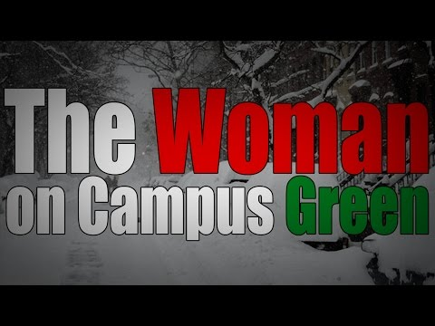 The Woman on the Campus Green ~ Horror Story ~ Sir Ayme