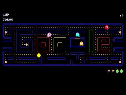 Pac-Man Google Doodle High Score - 83,490