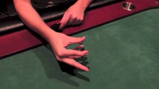 Repeat youtube video Best spinning & bouncing poker chip trick tutorial