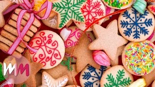 Top 10 Christmas Cookies We CAN