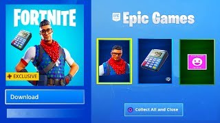 "Comment obtenir GRATUIT ""Celebration Pack"" à Fortnite! NOUVEAU PRODIGY SKIN BUNDLE! (Fortnite PS4 Plus Bundle)"
