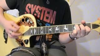 Гражданская Оборона - Все Идет По Плану | Видео-урок/разбор на гитаре | Как играть(Разбор песни группы Гражданская Оборона