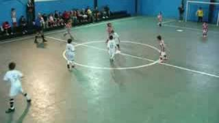Club Atletico Palermo VS San Martin Cat.00 -  Goles Rojas