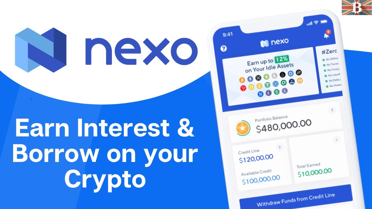Download Nexo Review & Tutorial 2021: Borrow & Earn Interest up to 12% on your Crypto