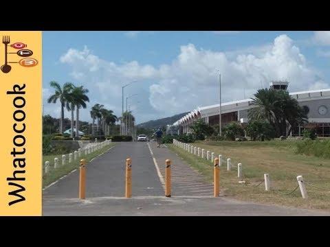 Trip From Tortola To Trinidad & Tobago 2017 | ✈Travel Vlog