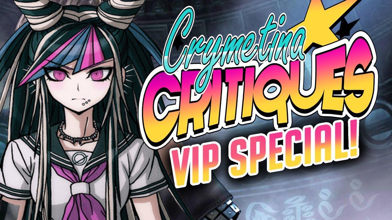 Crymetina Critiques - Flophouse VIP Special Vol. 7