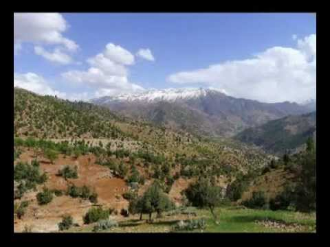 Motorbike trip in Marokko's High Atlas