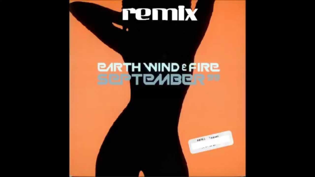 EARTH WIND & FIRE september (remix house)