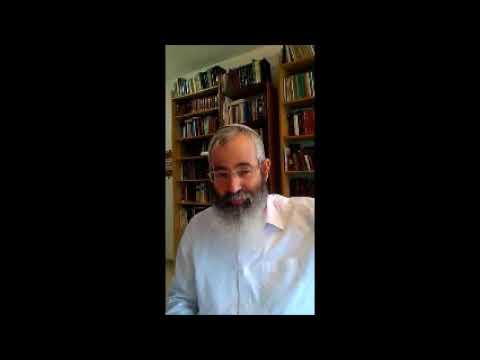 הצעה לדובר צהל - הרב יהודה מלמד
