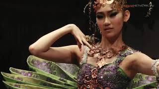 Guo Pei's Collection in FID Fashion Week 2013