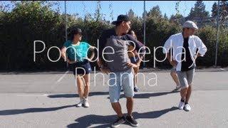 John Batica   Pon De Replay - Rihanna