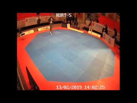 6 Th Turkishopen Taekwondo Tournament Antalya 13 02 2019 Live