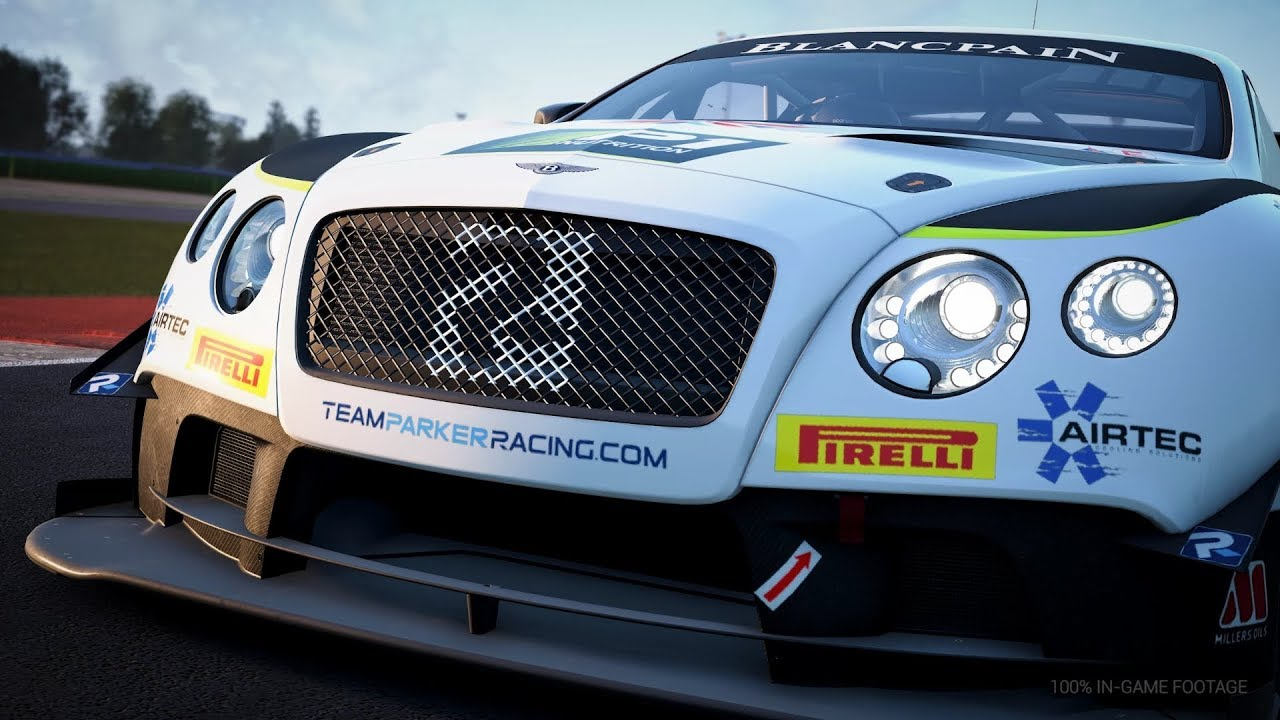 Download Assetto Corsa Competizione Bentley Continental Gt Pc