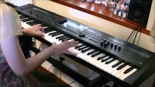 粛・完結二周年!耳コピ&アレンジして絶望少女達の歌う「【俗・】さよなら絶望先生」ED3の「オマモリ」(TVサイズ)を弾いてみました。歌詞の中の「希望のトゲ」という表現が ...
