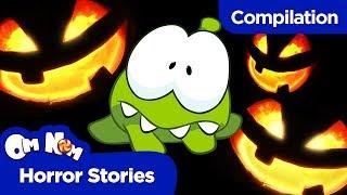 Om Nom Stories - Halloween Compilation 2018 / Horror Stories / Spooky Scary Halloween