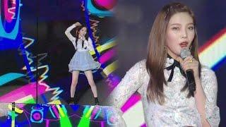 레드벨벳(Red Velvet) 에너지 넘치는 무대 '7월 7일+러시안 룰렛' @2016 SAF SBS 가요대전 2부 20161226